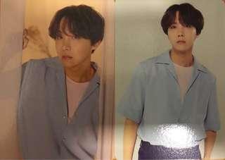 BTS J-Hope Mini Photocard