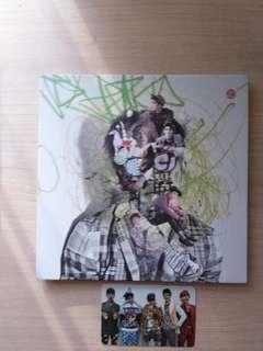 SHINEE - Dream Girl Album #3x100