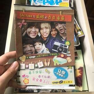 SHINee Hello Baby Photobook