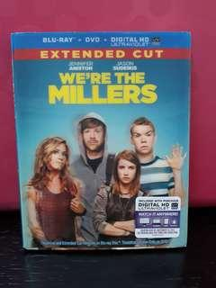 USA Blu Ray Slipcase 3D - We're the Millers
