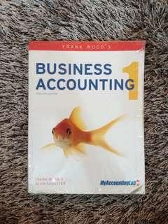 Business Accounting 1 [Original]