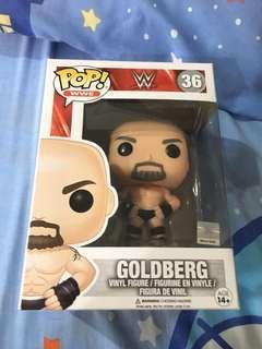 Funko Pop Goldberg WWE
