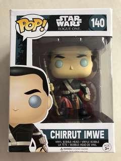 Star Wars Pop Figures