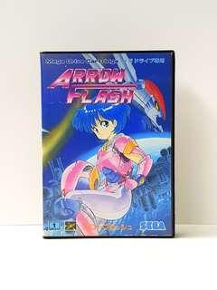 SEGA MEGA DRIVE  -  ARROW FLASH