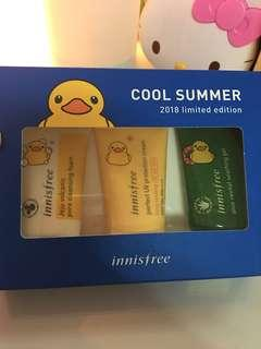 Innisfree 2018 limited edition cool summer kit