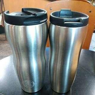 Starbucks Lucy Double Wall Stainless Steel 16oz Tumbler