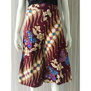 Batik Culotte / Kulot Batik