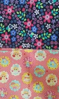 1/4 metter cotton fabric for craft