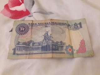 Old money / Duit lama