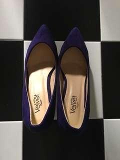 Brand New Purple Heels