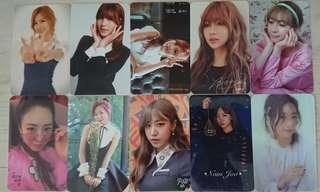 [WTS/WTT/WTB] Apink Photocard Clearance