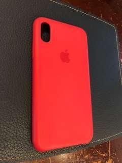 Original iPhone X Silicone Case