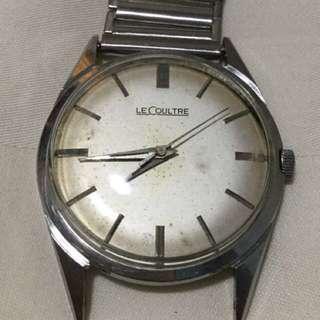 LeCoultre Manual Winding Watch