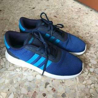 Authentic Adidas Neo Lite Racer K Shoes