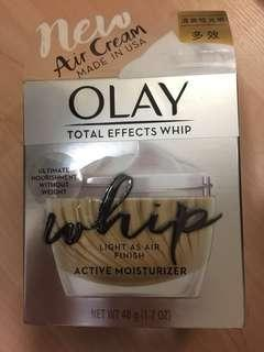 Olay Total Effects Whip Air Cream 多效空氣感面霜48g
