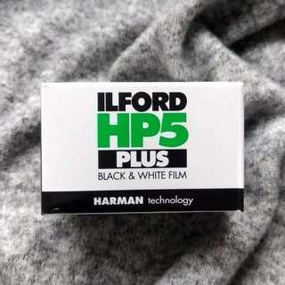 Ilford HP5 Plus B&W Roll Film