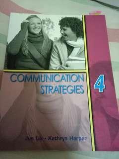 Communication strategies 4 9789814232678 Cengagelearning