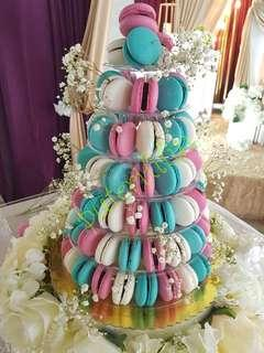 Macaron Tower 7 tier only