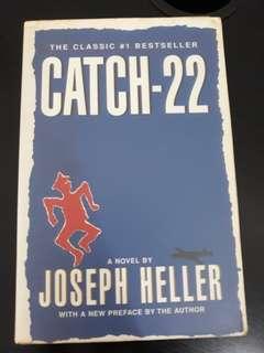Catch 22. Joseph Heller.
