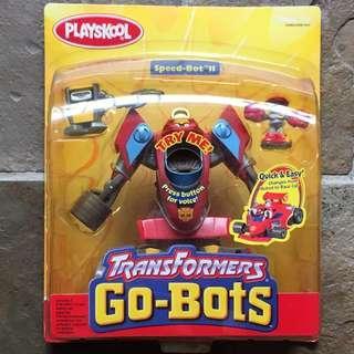 Transformers Speed-Bot II Go-Bots