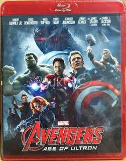 🚚 Marvel's Avengers: Age of Ultron Bluray (Import)