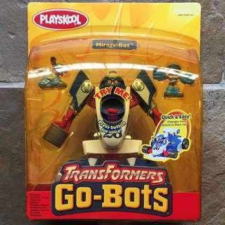 Transformers Mirage-Bot Go-Bots