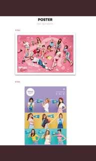 [2 FOR 20] Twice What Is LOVE OFFICIAL POSTER
