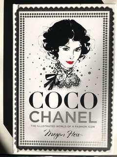 Coco Chanel book - Megan Hess