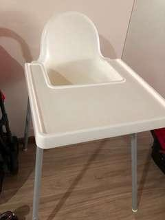 Ikea High Chair - Feeding Chair