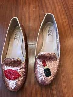 Chiara Ferragni口紅鞋