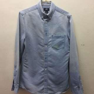 H&M Denim Shirt #under90