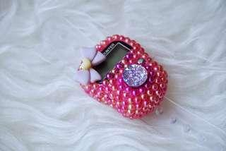 Diskon! Tasbih digital pearl fushia kombinasi