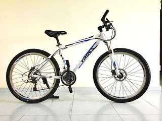 Brand new mountain bikes (MTB) TRINX