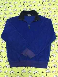 🈹 Polo 絨毛衫 (Size: M)