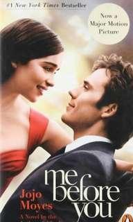 Me Before You (Jojo Moyes)