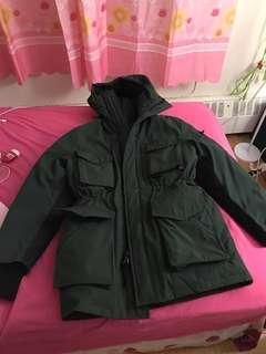 Winter Jacket Parka
