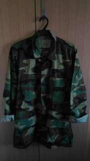 Stylish Camouflage Jacket