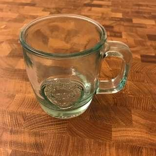 Starbucks glass mug