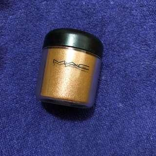 Full size Discontinued - MAC PIGMENT pink bronze