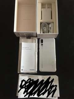 Huawei P20 Pro Pearl White Limited Edition