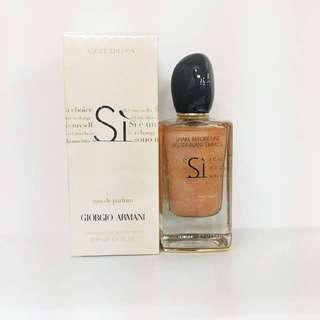 6e001cf8f giorgio armani si | Perfumes, Nail Care, & Others | Carousell ...