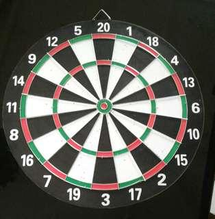 Dart double side ready stock