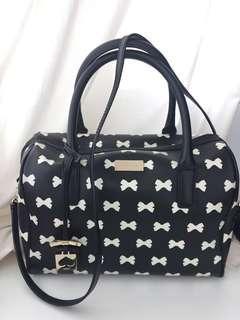 Kate Spade Blake Avenue Bow Margareta Handbag (Original)