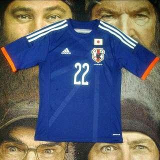 AFIDA jersi JFA Japan home 2014 jersey