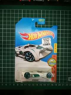 Hot Wheels Futurismo 2017 Factory Seal (special colors)