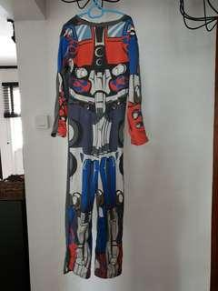 Pre-loved Transformers costume