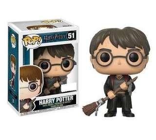 Harry Potter Pop Vinyl