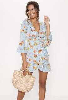 PLT Floral Dress