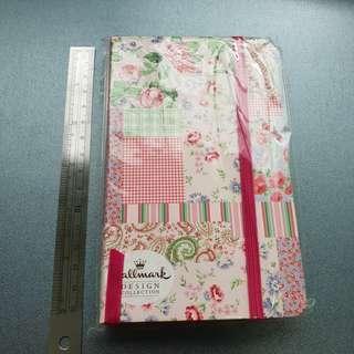 Hallmark notebook
