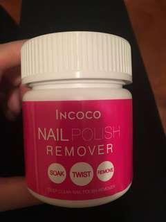 Incoco Nail polish